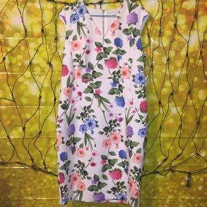 NEW Floral Calvin Klein PLUS SIZE dress